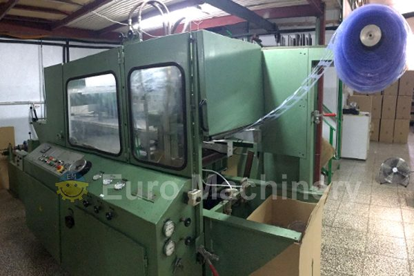 Illig RDM 37/10 - Used Thermoforming Line