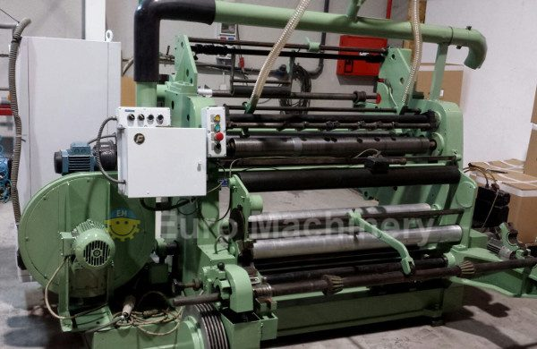 Comexi KSC 120 - Used Slitter Rewinder