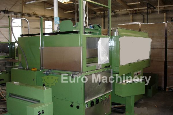 Illig SB 74 Skin - Used Thermoforming Line