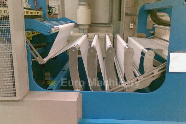 1924 Foam bag making machine for sale by Euro Machinery